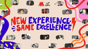 New Experience, Same Excellence