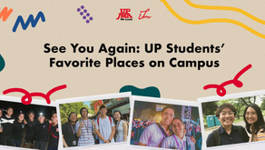 See You Again: UP Students' Favorite Places on Campus