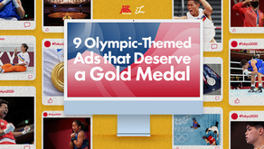 9 Olympic-Themed Ads that Deserve a Gold Medal
