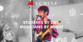 Students by Day, Musicians by Night