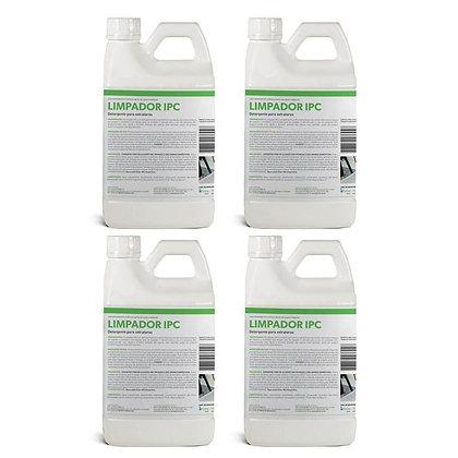 Detergente para extratoras 2 Litros IPC