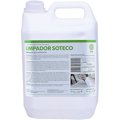 Detergente Para Extratoras IPC