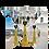Thumbnail: Cones Sinalizadores Piso Molhado Bralimpia