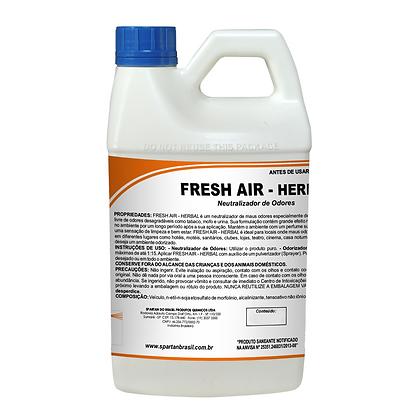 Fresh Air Herbal 2 Litros Spartan