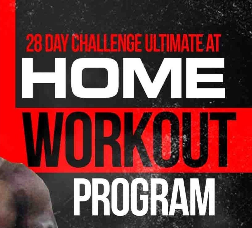 28 Day Home Workout