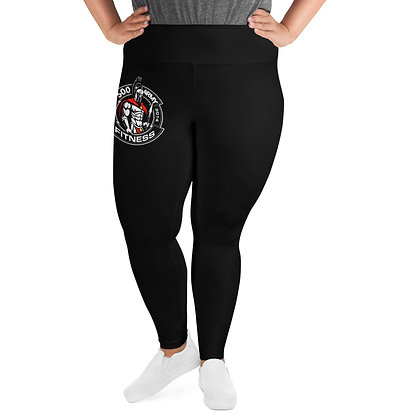 300 Army Fit Plus Size Leggings