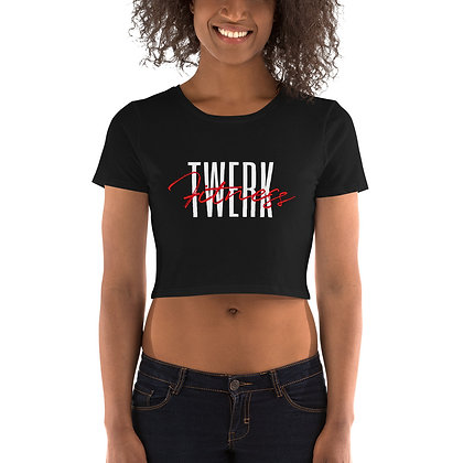 Twerk Fitness Women's Crop Tee