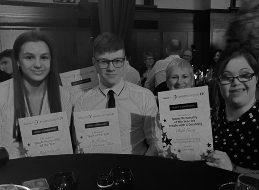 Highly Commended at Awards Night