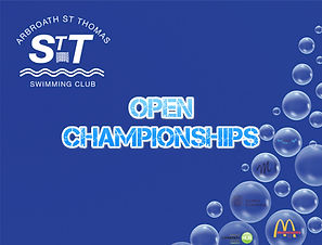 St Thomas Open Championships 2019