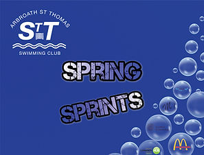 St Thomas Spring Sprints 2019