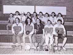 St Thomas ASC Medal Winners - 04/04/1997