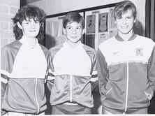 Susan Donnachie, Kevin Bates & Lynda Ronaldson