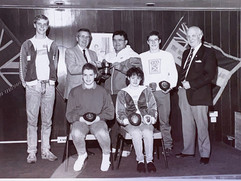 British Legion Swimming Trophy - 27/05/1988