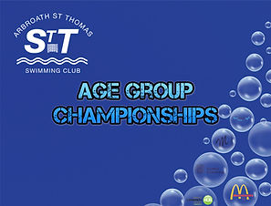 St Thomas Age Group Championships 2019