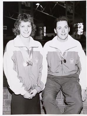 Linda Davidson & Mark Shepherd - 24/06/1994