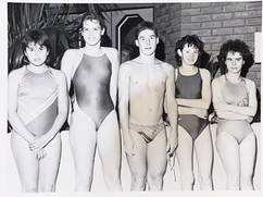St Thomas Swimmers - 04/09/1987