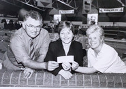 St Thomas ASC Present Cheque to Special Olympics - 18/06/1999