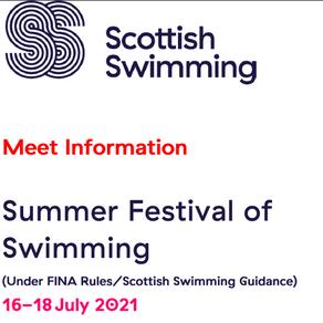 Festival of Swimming