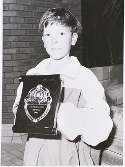Mark Edwards Top Boy St Thomas ASC Mini Gala - 01/10/1993