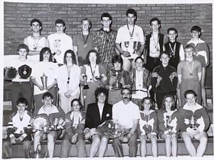 St Thomas ASC Gala - 29/06/1990