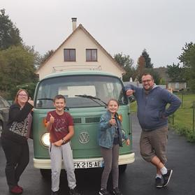 Julien et sa famille