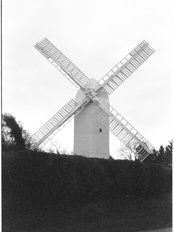 Jack and Jill Windmill