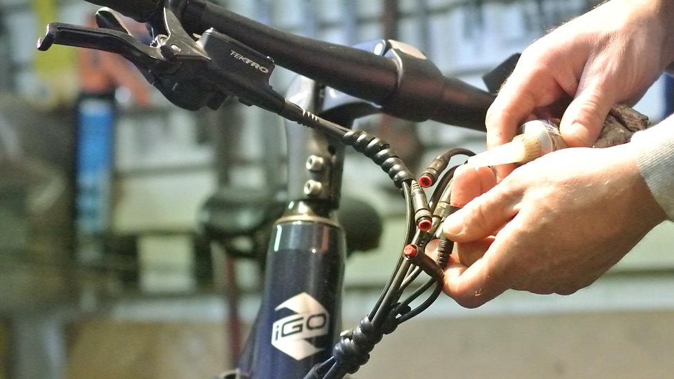Basic Tune up e-bike