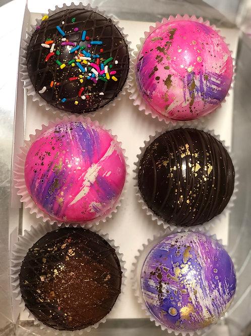 Assorted Chocolate BOMBS