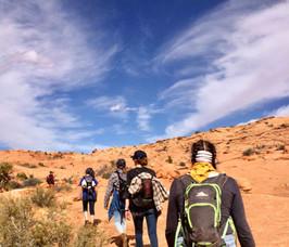 Escalante Desert Hiking