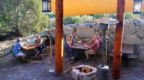 Dining in Escalante Utah