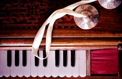 Harmonium and Meditation Bells Music