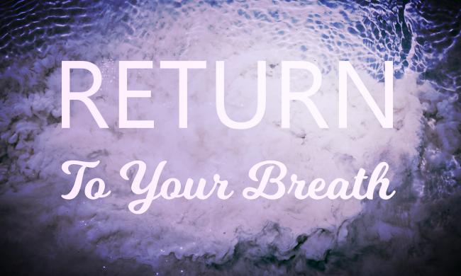 Breath and Breathwork