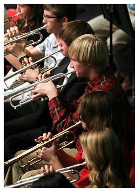 duncan band program, fundraiser, the arts