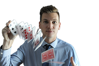 Tyler Golding Magician in Saskatchewan P