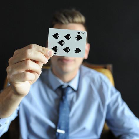 Tyler Golding Best Magician in Saskatche