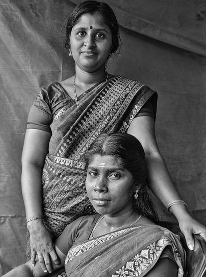 Mother Daughter, Kerala.jpeg
