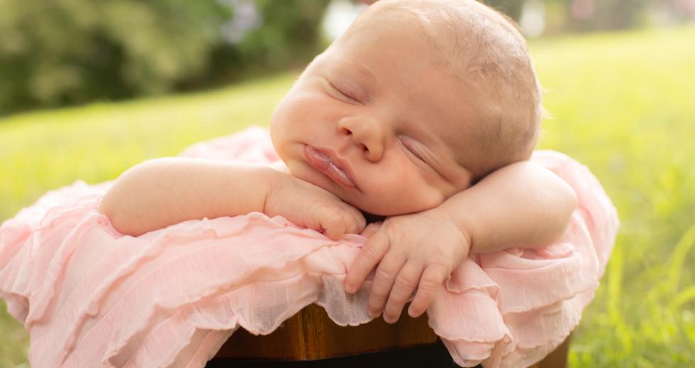 Summertime Newborn