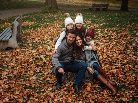 Megan & Family