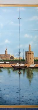 Antigua Sevilla - Armario 2 puertas