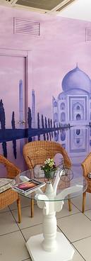 Taj Mahal para Serenity Home