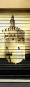 Torre del Oro Sepia