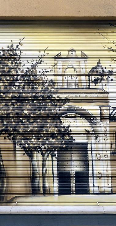 Parroquia San Lorenzo Mártir - Sepia