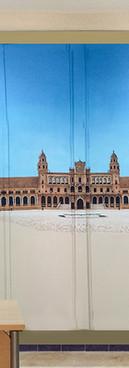 Plaza de España - Armario de 8 puertas