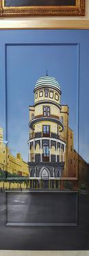 Edificio Fidella - Puerta