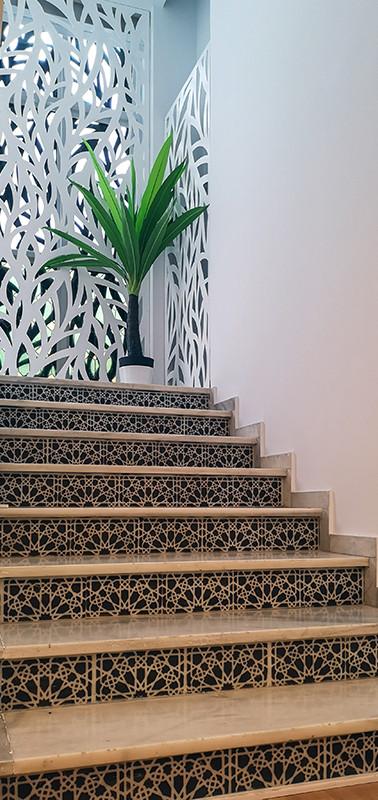 Azulejos escalera Acetre 5