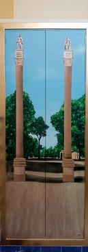 Alameda de Hercules - Armario de 2 puertas