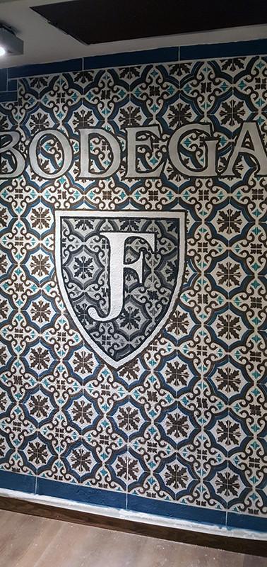 Azulejos Bodega JF