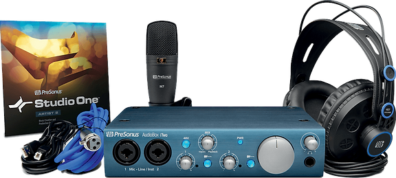 Presonus série AUDIOBOX