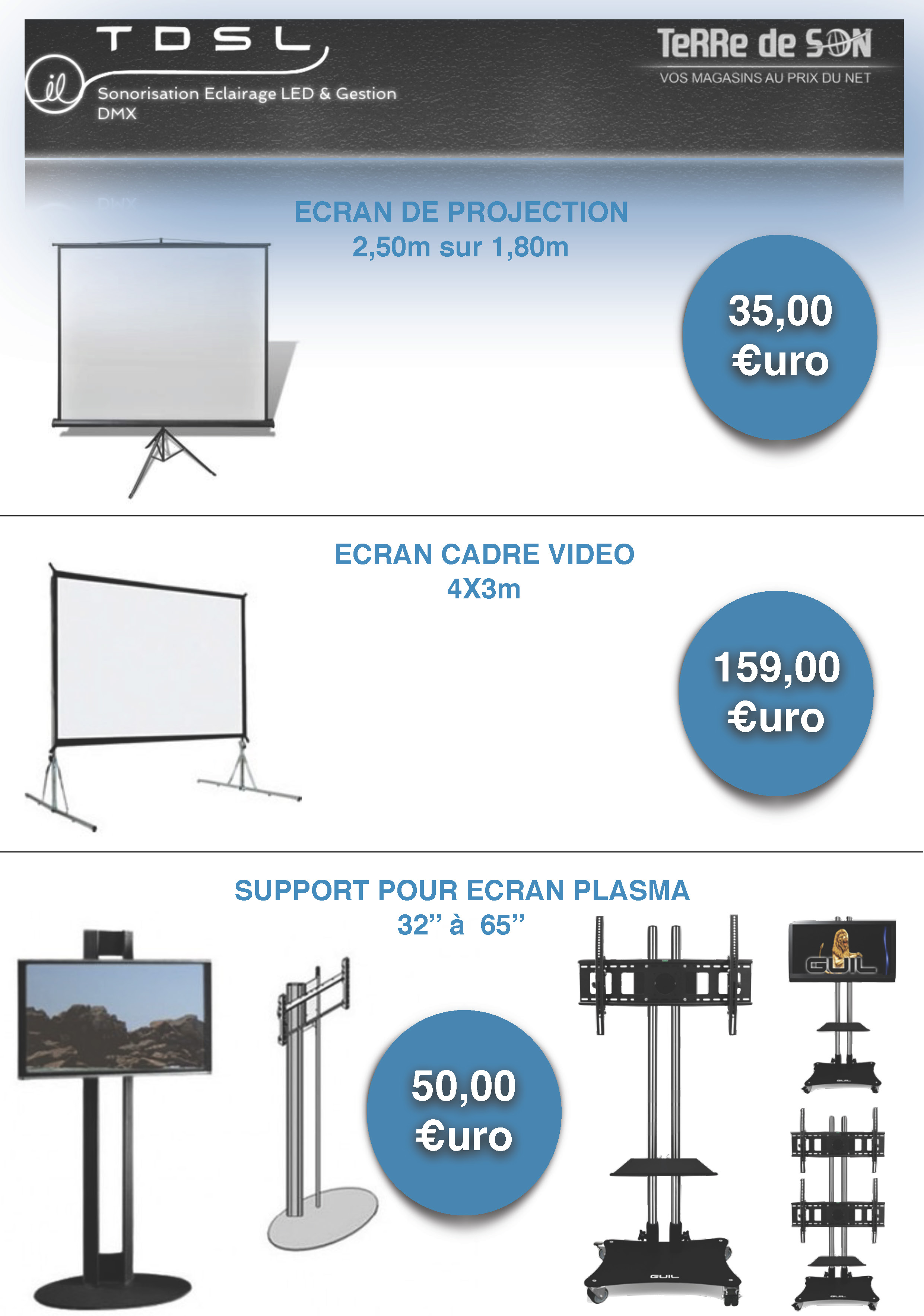systèmes vidéo