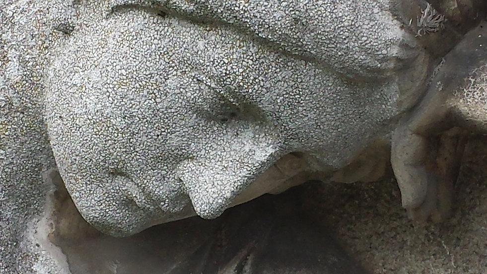 rock-woman-stone-monument-statue-cemeter